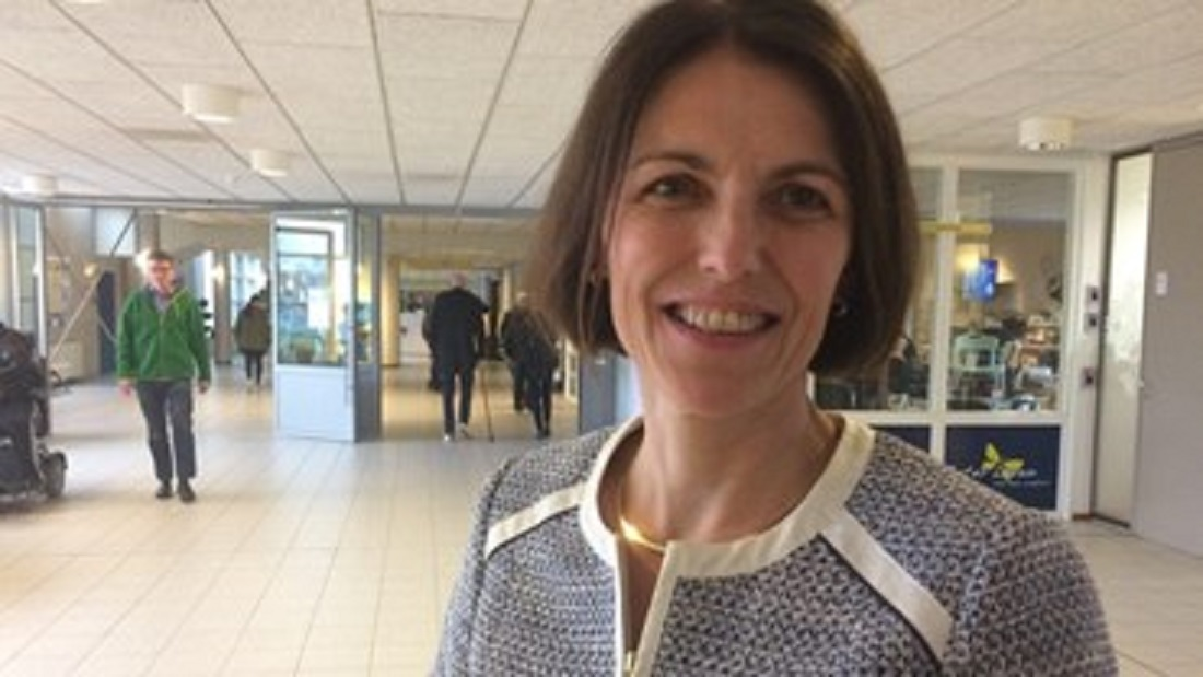 Carla van der Wiel Haga Ziekenhuis