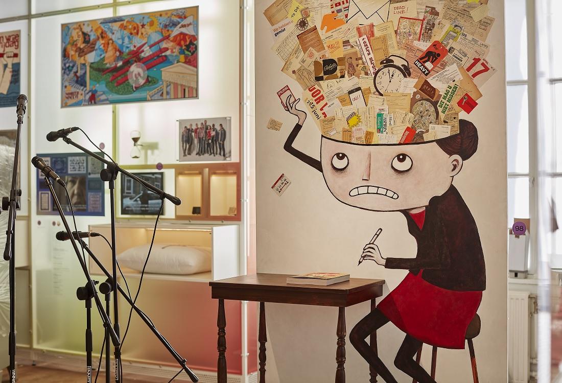 Opening Museum van de Geest: mentale gezondheid in kunst